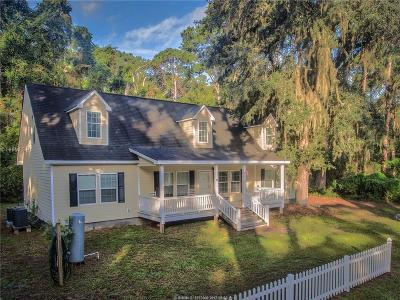 Daufuskie Island Single Family Home For Sale: 20 Benjies Point Road