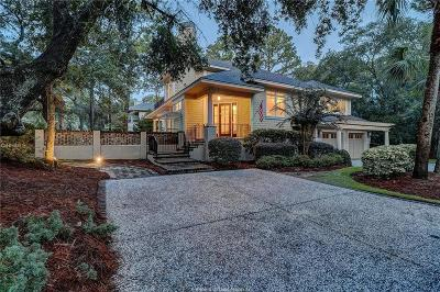 Single Family Home For Sale: 12 Piping Plover Road