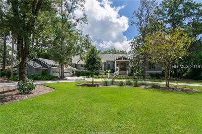 Single Family Home For Sale: 50 N Calibogue Cay Road