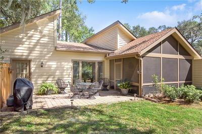 Single Family Home For Sale: 15 Wax Myrtle Lane