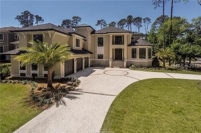 Beaufort County Single Family Home For Sale: 2 Wicklow Drive