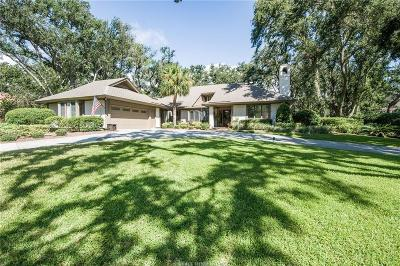 Beaufort County Single Family Home For Sale: 3 Tattnall Place