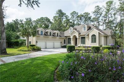 Beaufort County Single Family Home For Sale: 117 Good Hope Rd