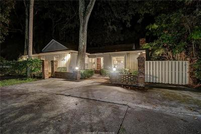 Single Family Home For Sale: 131 N Sea Pines Drive
