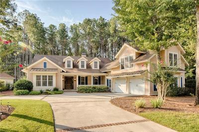 Single Family Home For Sale: 440 Hampton Lake Drive