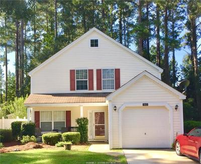 Single Family Home For Sale: 843 Rocking Horse Ln
