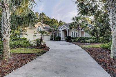 Beaufort County Single Family Home For Sale: 9 Hatteras Court