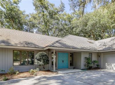 Beaufort County Single Family Home For Sale: 1 Fort Walker Drive