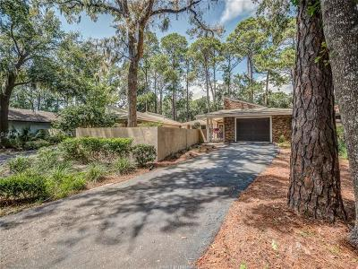 Beaufort County Single Family Home For Sale: 36 Misty Cove I