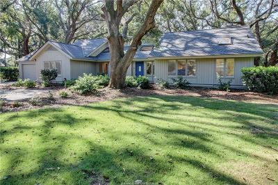 Beaufort County Single Family Home For Sale: 3 Tabby Road