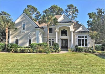 Beaufort County Single Family Home For Sale: 24 Cotesworth Place