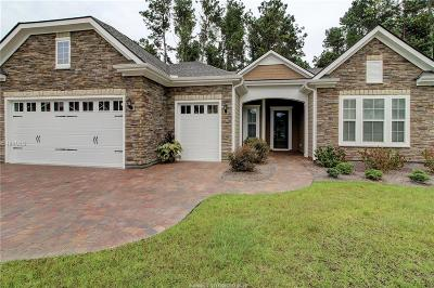 Single Family Home For Sale: 36 Green Trail Court