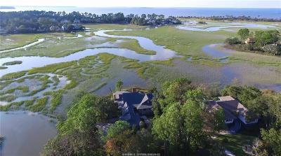 Hilton Head Island Single Family Home For Sale: 20 Bear Island Road