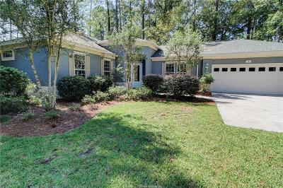Bluffton, Okatie Single Family Home For Sale: 34 Cutter Circle