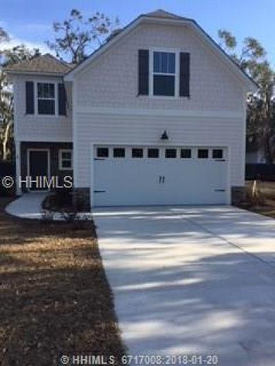 Hilton Head Island Single Family Home For Sale: 78 Circlewood Drive NW