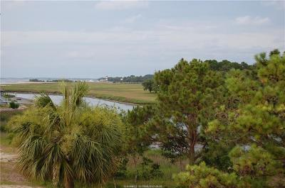 Beaufort County Condo/Townhouse For Sale: 5 Braddock Bluff Drive #1768
