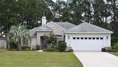 Beaufort County Single Family Home For Sale: 157 Island West Drive