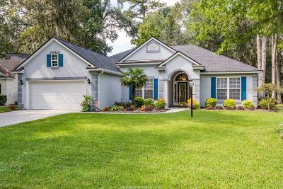 Single Family Home For Sale: 19 Eagle Pointe Circle