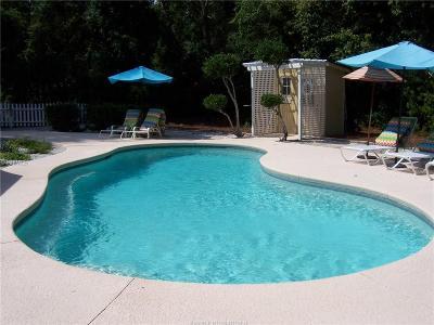 Hilton Head Island Single Family Home For Sale: 21 Moonshell Road