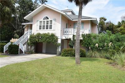 Fripp Island Single Family Home For Sale: 178 Ocean Creek Boulevard