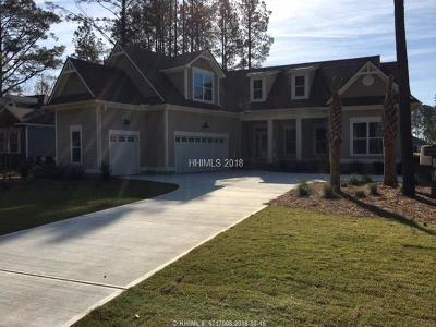 Beaufort County Single Family Home For Sale: 123 Wicklow Drive