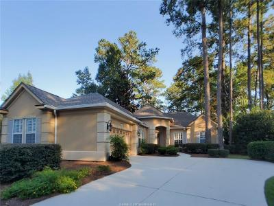 Bluffton Single Family Home For Sale: 23 Wisteria Lane