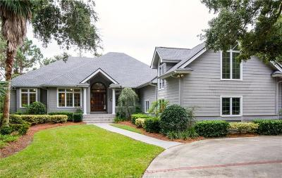 Beaufort County Single Family Home For Sale: 113 Fort Walker Drive