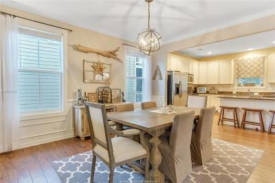 Single Family Home For Sale: 18 Jarvis Creek Way