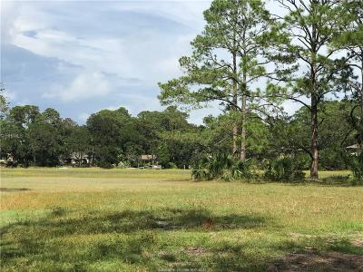 Beaufort County Single Family Home For Sale: 22 Audubon Pond Road