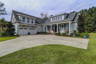 Single Family Home For Sale: 134 Wicklow Drive