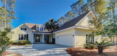 Palmetto Hall Single Family Home For Sale: 9 McGuire Court