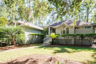 Hilton Head Island Single Family Home For Sale: 4 Rosebank Lane