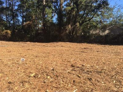 Hilton Head Island Residential Lots & Land For Sale: 11 Woodpecker Lane