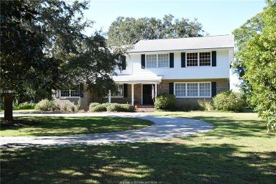 Beaufort Single Family Home For Sale: 71 Sunset Boulevard