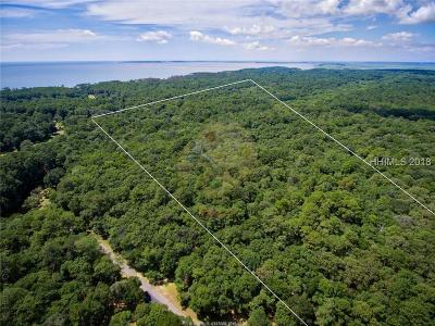 Daufuskie Island SC Residential Lots & Land For Sale: $1,350,000