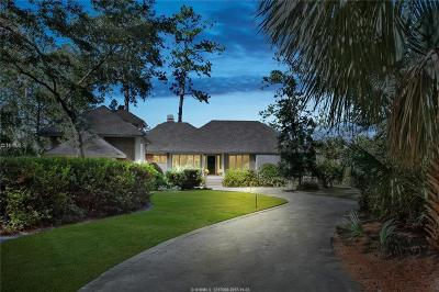 Beaufort County Single Family Home For Sale: 227 Callawassie Drive
