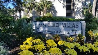 Condo/Townhouse For Sale: 10 S Forest Beach Drive #312