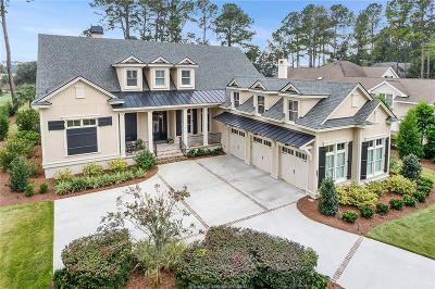 Beaufort County Single Family Home For Sale: 12 Lawsons Pond Court