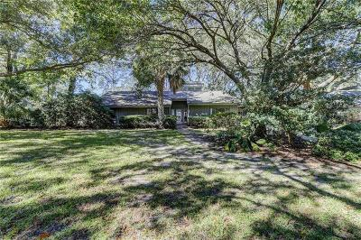 Single Family Home For Sale: 135 Coggins Point Road