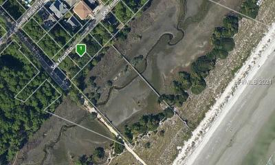 Hilton Head Island Residential Lots & Land For Sale: 4 Sea Front Lane