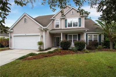 Beaufort County Single Family Home For Sale: 103 Pinecrest Circle