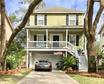 Single Family Home For Sale: 13 Gold Oak Court