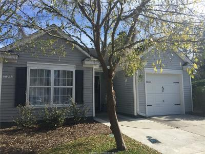 Beaufort County Single Family Home For Sale: 45 Gables Ln