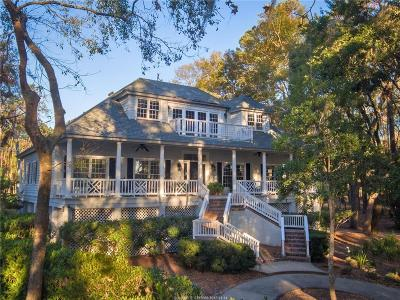 Beaufort County Single Family Home For Sale: 4 White Lantern