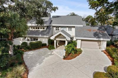 Hilton Head Island Single Family Home For Sale: 31 Old Fort Drive
