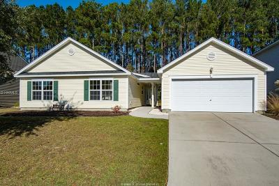 Bluffton, Okatie Single Family Home For Sale: 41 Savannah Oak Drive