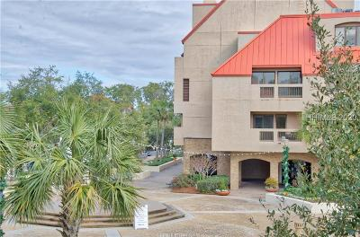 Hilton Head Island Condo/Townhouse For Sale: 13 Harbourside Lane #7144