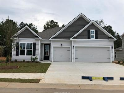 Bluffton, Okatie Single Family Home For Sale: 288 Hulston Landing Road