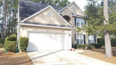 Bluffton, Okatie Single Family Home For Sale: 168 Pinecrest Drive