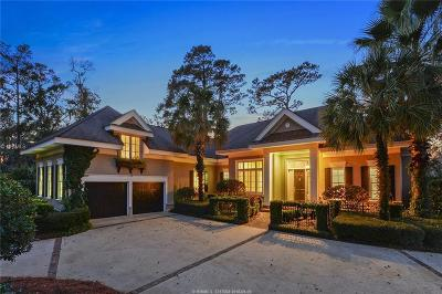 Single Family Home For Sale: 41 Colleton River Drive